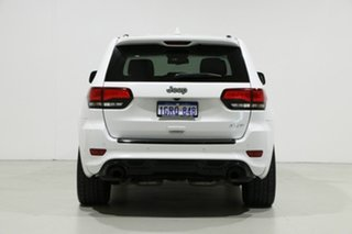 2014 Jeep Grand Cherokee WK MY14 SRT 8 (4x4) White 8 Speed Automatic Wagon