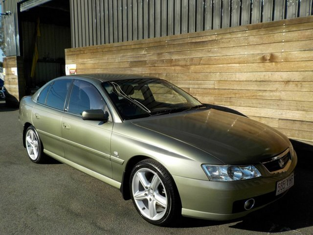 Used Holden Berlina VY , 2003 Holden Berlina VY Silver 4 Speed Automatic Sedan