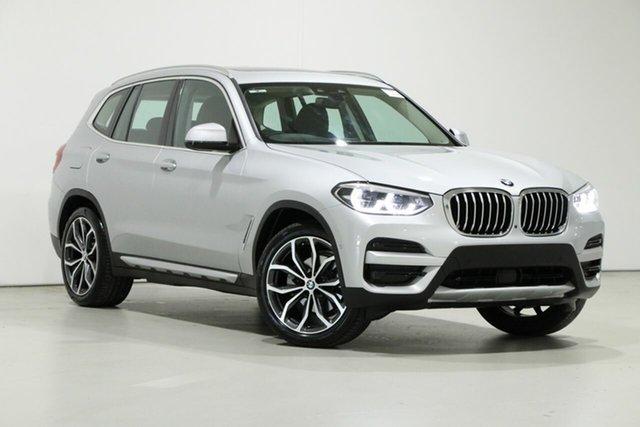 Used BMW X3 G01 xDrive30I, 2019 BMW X3 G01 xDrive30I Silver 8 Speed Automatic Wagon
