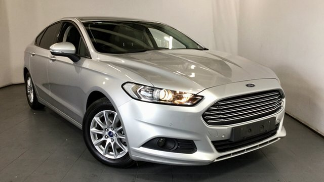 Used Ford Mondeo MD Ambiente SelectShift, 2015 Ford Mondeo MD Ambiente SelectShift Silver 6 Speed Sports Automatic Hatchback