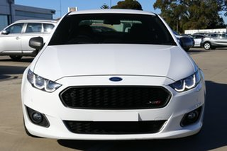 2017 Ford Falcon FG X XR6T White 6 Speed Auto Seq Sportshift Sedan