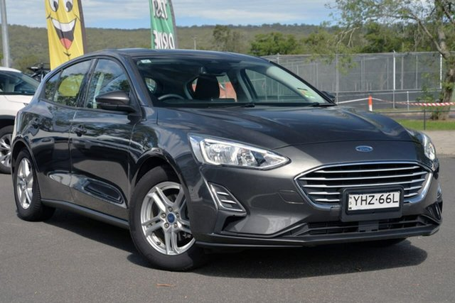 Used Ford Focus SA 2019.25MY Ambiente, 2019 Ford Focus SA 2019.25MY Ambiente Grey 6 Speed Automatic Hatchback