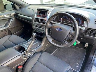 2016 Ford Falcon FG X XR6 Turbo Grey 6 Speed Sports Automatic Sedan