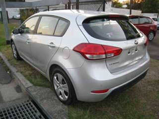 2015 Kia Cerato YD MY16 S Silver 6 Speed Manual Hatchback