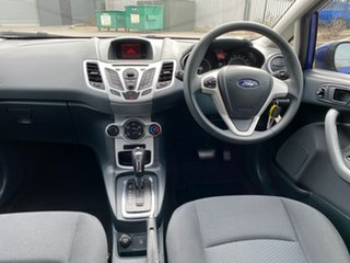 2013 Ford Fiesta WT CL PwrShift Blue 6 Speed Sports Automatic Dual Clutch Hatchback