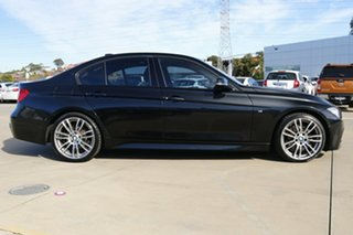 2014 BMW 328i F30 MY15 Black 8 Speed Automatic Sedan