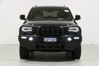 2016 Jeep Grand Cherokee WK MY16 75th Anniversary (4x4) Black 8 Speed Automatic Wagon.
