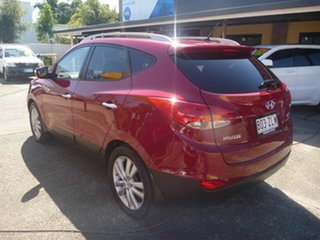 2011 Hyundai ix35 LM MY11 Highlander AWD Red 6 Speed Sports Automatic Wagon