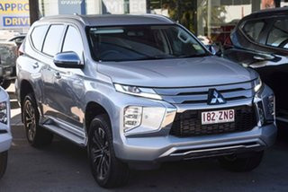 2019 Mitsubishi Pajero Sport QF MY20 Exceed U25 8 Speed Sports Automatic Wagon.