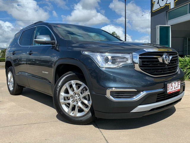 Used Holden Acadia AC MY19 LT 2WD, 2019 Holden Acadia AC MY19 LT 2WD Grey 9 Speed Sports Automatic Wagon