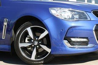 2017 Holden Commodore VF II MY17 SV6 Slipstream Blue 6 Speed Sports Automatic Sedan