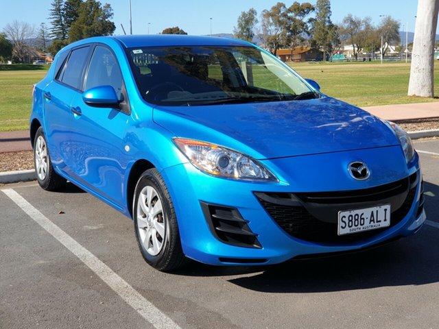 Used Mazda 3 BL10F1 MY10 Neo Activematic, 2010 Mazda 3 BL10F1 MY10 Neo Activematic Blue 5 Speed Sports Automatic Hatchback