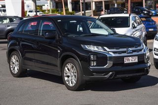 2019 Mitsubishi ASX XD MY20 ES 2WD X42 1 Speed Constant Variable Wagon