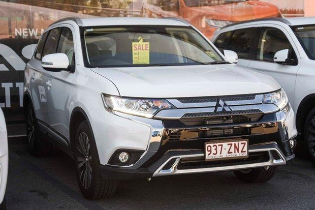 Demo Mitsubishi Outlander ZL MY20 LS 2WD, 2019 Mitsubishi Outlander ZL MY20 LS 2WD W13 6 Speed Constant Variable Wagon