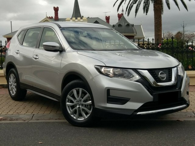 New Nissan X-Trail T32 Series II TS X-tronic 4WD, 2020 Nissan X-Trail T32 Series II TS X-tronic 4WD Brilliant Silver 7 Speed Constant Variable Wagon