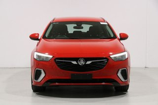 2019 Holden Commodore ZB RS (5Yr) Red 9 Speed Automatic Sportswagon.
