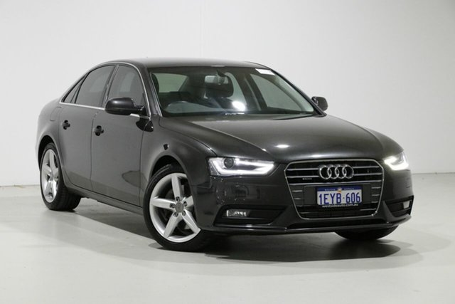 Used Audi A4 B8 (8K) MY15 2.0 TFSI S-Line Quattro, 2015 Audi A4 B8 (8K) MY15 2.0 TFSI S-Line Quattro Grey 7 Speed Auto Direct Shift Sedan
