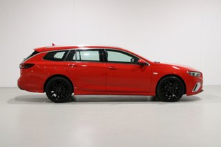 2019 Holden Commodore ZB RS (5Yr) Red 9 Speed Automatic Sportswagon