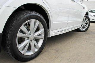 2016 Holden Captiva CG MY16 LS 2WD White 6 Speed Sports Automatic Wagon.
