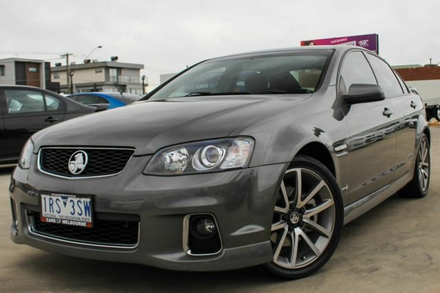 Used Holden Commodore VE II MY12 SS V, 2012 Holden Commodore VE II MY12 SS V Grey 6 Speed Sports Automatic Sedan