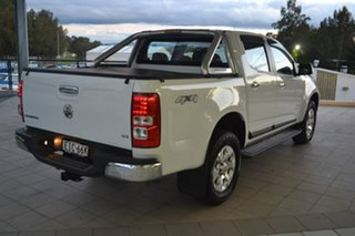 2013 Holden Colorado RG MY14 LTZ Crew Cab White 6 Speed Sports Automatic Utility