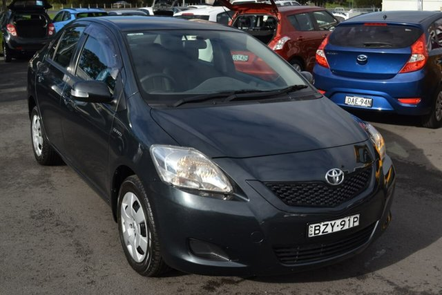 Used Toyota Yaris NCP93R MY11 YRS, 2011 Toyota Yaris NCP93R MY11 YRS Grey 4 Speed Automatic Sedan