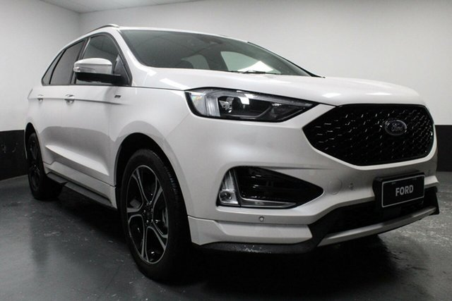 Used Ford Endura CA 2019MY ST-Line SelectShift FWD, 2019 Ford Endura CA 2019MY ST-Line SelectShift FWD White Platinum 8 Speed Sports Automatic Wagon