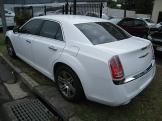 2013 Chrysler 300 MY12 Limited White 8 Speed Automatic Sedan