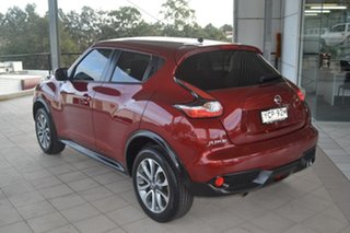 2015 Nissan Juke F15 Series 2 ST X-tronic 2WD Red 1 Speed Constant Variable Hatchback