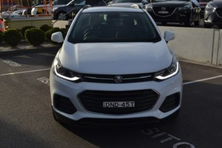 2017 Holden Trax TJ MY17 LS White 6 Speed Automatic Wagon.
