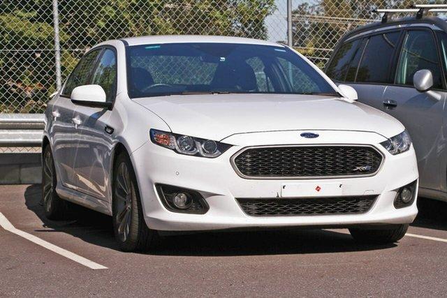 Used Ford Falcon FG X XR6, 2016 Ford Falcon FG X XR6 White 6 Speed Sports Automatic Sedan