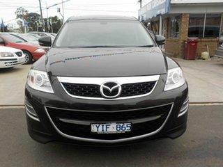 2011 Mazda CX-9 10 Upgrade Luxury Black 6 Speed Auto Activematic Wagon.