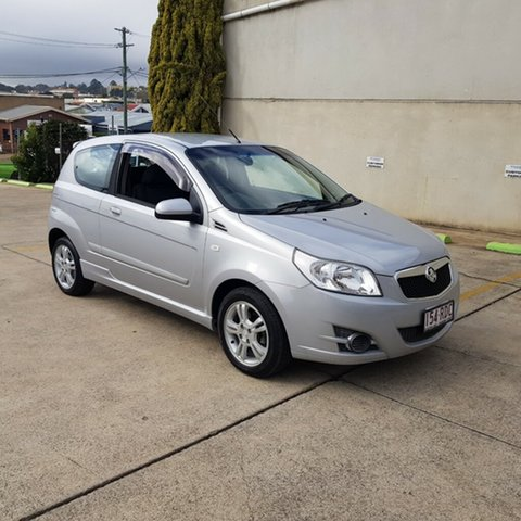 Used Holden Barina TK MY11 , 2010 Holden Barina TK MY11 Silver 5 Speed Manual Hatchback