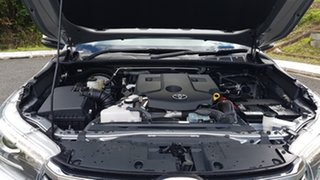2020 Toyota Hilux Mid Spec Silver Metallic 6 Speed Manual Utility
