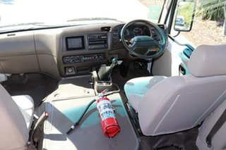 2011 Mitsubishi Rosa BE64D Deluxe White Manual Midi Coach