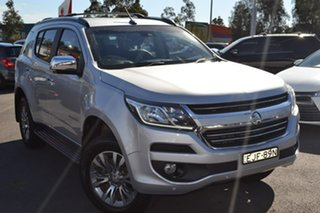 2017 Holden Trailblazer RG MY17 LTZ Silver 6 Speed Sports Automatic Wagon.