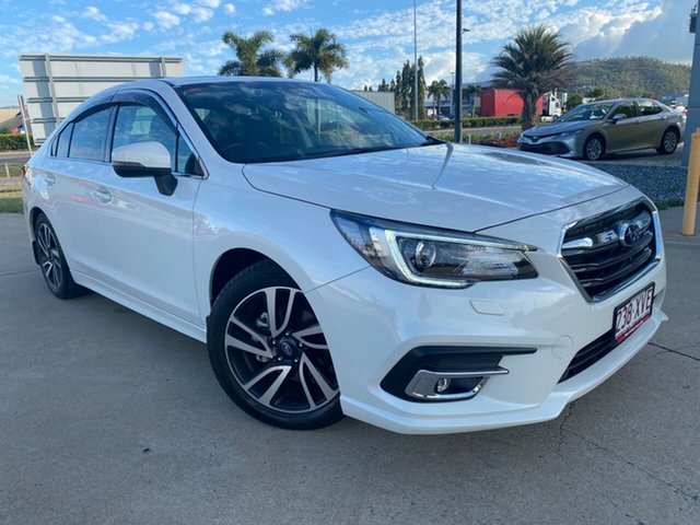 Used Subaru Liberty B6 MY18 2.5i CVT AWD Premium, 2018 Subaru Liberty B6 MY18 2.5i CVT AWD Premium White 6 Speed Constant Variable Sedan