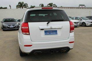 2016 Holden Captiva CG MY16 LS 2WD White 6 Speed Sports Automatic Wagon