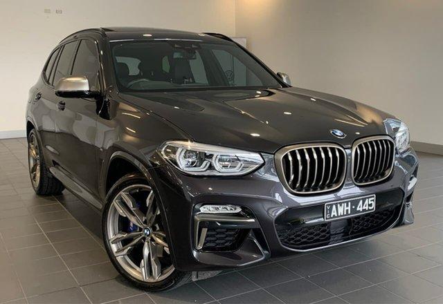 Used BMW X3 G01 M40i Steptronic, 2018 BMW X3 G01 M40i Steptronic Grey 8 Speed Automatic Wagon