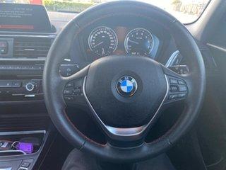 2018 BMW 1 Series F20 LCI-2 118i Steptronic Sport Line Black 8 Speed Sports Automatic Hatchback