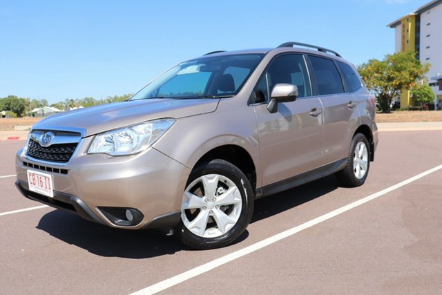 Used Subaru Forester S4 MY13 2.5i-L Lineartronic AWD, 2013 Subaru Forester S4 MY13 2.5i-L Lineartronic AWD 6 Speed Continuous Variable Wagon