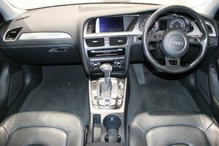 2015 Audi A4 B8 (8K) MY15 2.0 TFSI S-Line Quattro Grey 7 Speed Auto Direct Shift Sedan