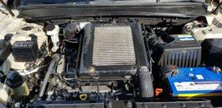 2009 Hyundai Santa Fe CM MY09 SX Gold 5 Speed Sports Automatic Wagon.