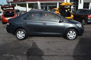 2011 Toyota Yaris NCP93R MY11 YRS Grey 4 Speed Automatic Sedan.