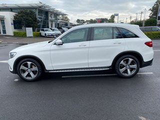 2016 Mercedes-Benz GLC220 X253 807MY d 9G-Tronic 4MATIC White 9 Speed Sports Automatic Wagon