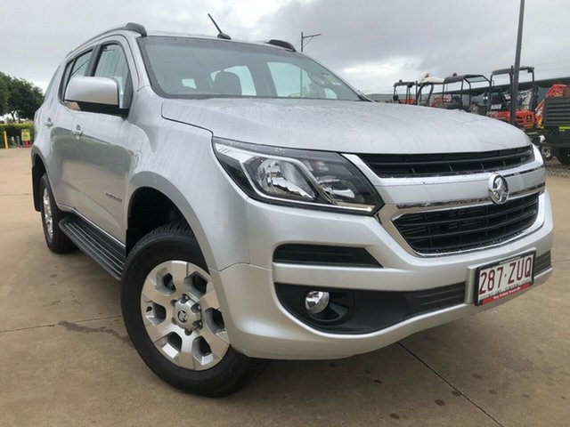 Used Holden Trailblazer RG MY20 LT, 2020 Holden Trailblazer RG MY20 LT Silver 6 Speed Sports Automatic Wagon