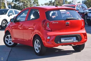 2020 Kia Picanto JA MY20 S Red 4 Speed Automatic Hatchback
