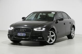 2015 Audi A4 B8 (8K) MY15 2.0 TFSI S-Line Quattro Grey 7 Speed Auto Direct Shift Sedan.