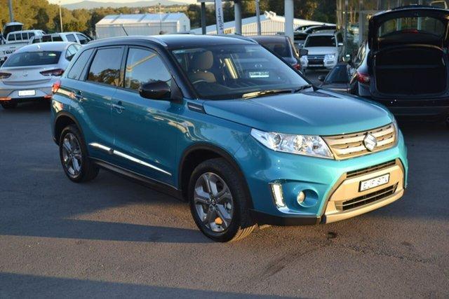 Used Suzuki Vitara LY RT-S 2WD, 2018 Suzuki Vitara LY RT-S 2WD Turquoise 6 Speed Sports Automatic Wagon