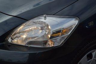 2011 Toyota Yaris NCP93R MY11 YRS Grey 4 Speed Automatic Sedan